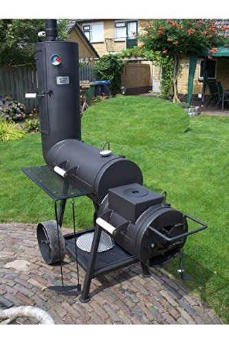 Inconnu Oklahoma fumoir barbecue professionnel 180 cm