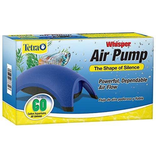 Tetra Whisper Air Pump 60, 40-60-Gallon (77854)