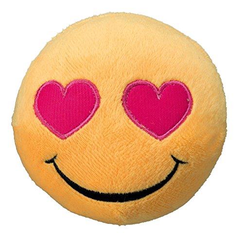Trixie 34771 Smiley verliebt, Plüsch, ø 9 cm