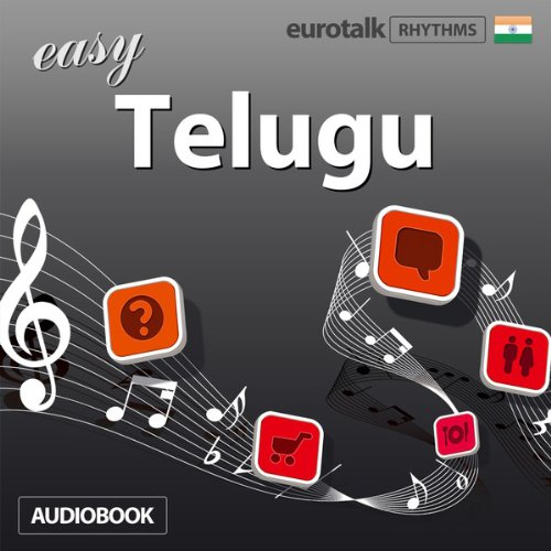 Rhythms Easy Telugu audiobook cover art