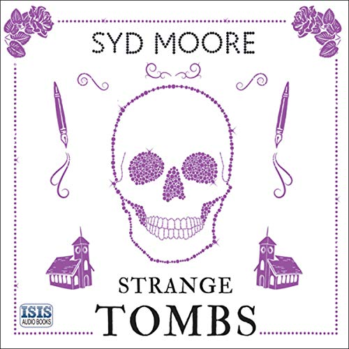 Couverture de Strange Tombs