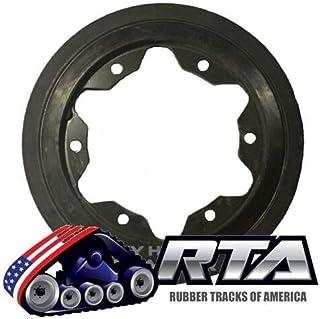 """One 10"""" DuroForce Inner Bogie Wheel Fits CAT 287C 287C2 287D 297C RW17 309-3298"""