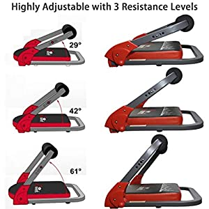 eHUPOO Ab Machine Abs Workout Equipment, Abs and Whole Body Exercise Equipment for Home Workouts,Core Strength Training&Abdominal Exercise Trainers With Resistance Bands for Home Gym.USA Patented