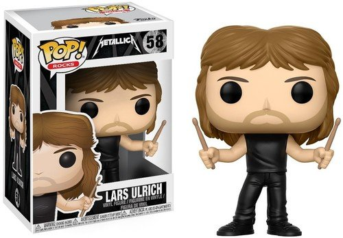 POP Rocks: Metallica - Lars Ulrich