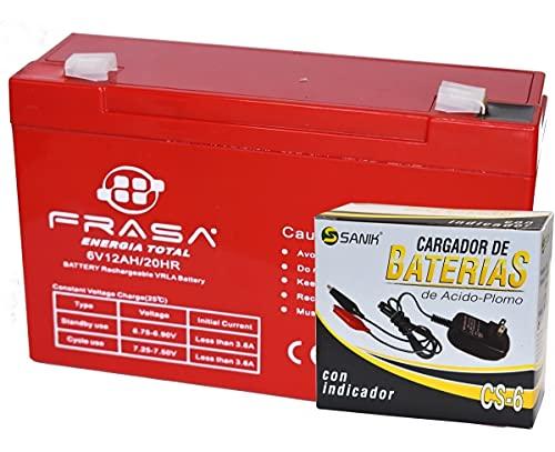 baterias para auto en aurrera fabricante FRASA