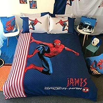 queen size superhero bedding