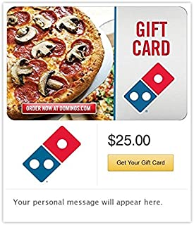 domino pizza by