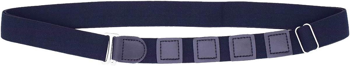 New Shirt Holder, Zone Star Adjustable Near Shirt Stays Tuck Suspenders Belt for Men Work and Interview