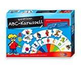 Noris 606076151 - ABC Karusell, Puzzles,...