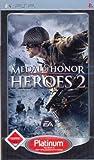 Electronic Arts Medal of Honor Heroes 2 Platinum, PSP - Juego (PSP, DEU)