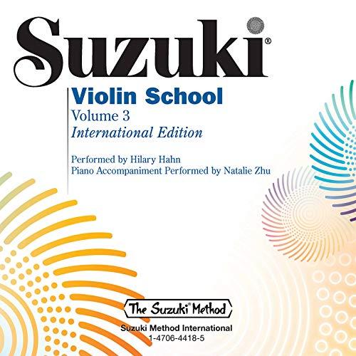 Suzuki Violin School, Vol. 3