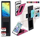 Hülle für Alcatel A7 XL Tasche Cover Case Bumper   Pink  