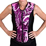 Challenge Weighted Workoutwear Women's Weighted Vest - Fashion & Comfort Fit (Large), Purple