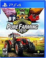 Pure Farming 2018: Day One Edition (輸入版:北米) - PS4