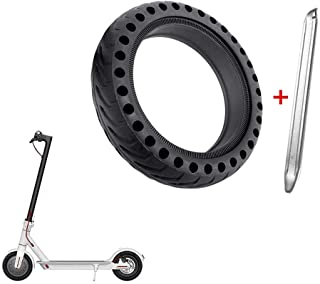 ASTVSHOP Solid Tire Wheel`s Replacemen Accessories for Electric Scooter Xiaomi Mi m365 / gotrax gxl V2, 8.5 inches Scooter Explosion-Proof Solid Tire for Xiaomi Mijia M365