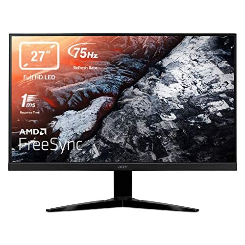 Acer KG271BMIIX Monitor Gaming FreeSync da 27