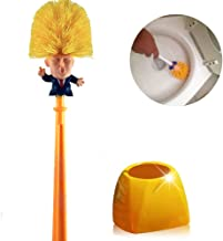 color mogu Trump Toilet Brush Donald Trump, Original Trump Toilet Brush, Make Toilet Great Again, Commander in Crap (Toilet Brush + Base) Prod