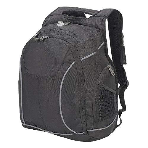 Shugon Toronto 156 inch Laptop Backpack 28 Litres One Size BlackBlack
