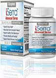 iSerra 250,000 SPU Serrapeptase Enzyme - 90 Maximum Strength Capsules - Up to 12x More Potent Than Other Serrapaptase - Delayed Release Technology-High Potency Non-GMO, Gluten Free, Vegan (Pack of 1)