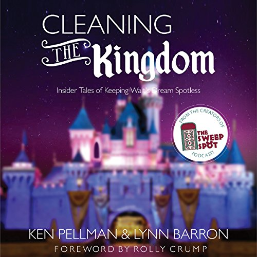 Cleaning the Kingdom audiobook cover art