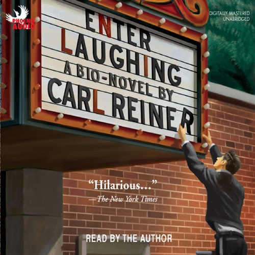 Enter Laughing  By  cover art