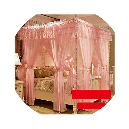 Sale!! jhdnhse Girl Room Decor Zanzariera Kids Bed Curtain Baldachin Dekoration Baby Bebek Cibinlik ...