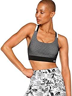 Lorna Jane Women's Chrome Power Sports Bra