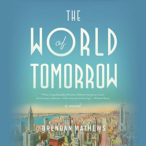 The World of Tomorrow audiobook cover art