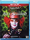 Alice in wonderland(3D+2D) [3D Blu-ray] [IT Import] -