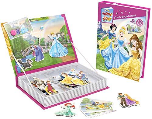 Falomir Magnet Story Disney Princess, Juego de Mesa, Infantil, Multicolor (1)