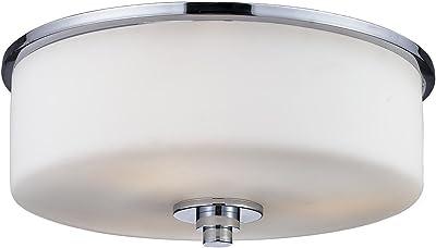 Besa Lighting T21q Sn Monopoint Flat Canopy Glass Satin