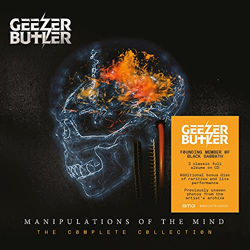 Manipulations of the Mind-the Complete Collection