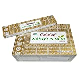 Incense Sticks 180g Goloka Nature's Nest Incense Home Fragrance by Goloka