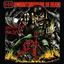 Bigger Than the Devil by SOD (1999-05-17)