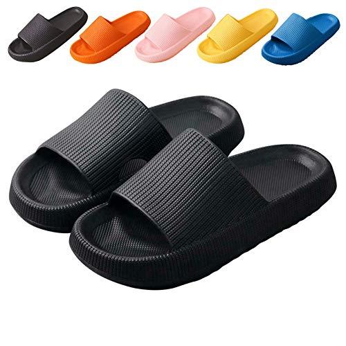 Cuidado Chaussures de Plage Femmes Hommes Claquettes de...