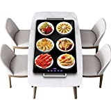 Food Warming Trays for Parties, Hot Plate Electric Warming Tray for Buffets, Food
