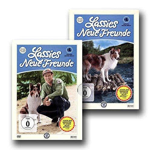 Lassies neue Freunde, Die komplette Serie, Box 1 + 2 [8 DVDs]