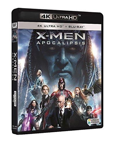 X-Men: Apocalipsis (4K Ultra HD) [Blu-ray]