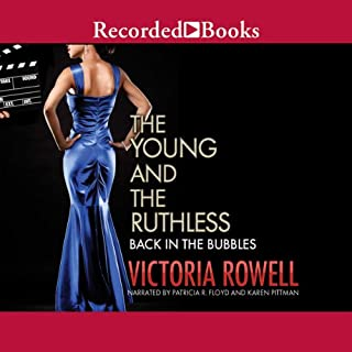 The Young and the Ruthless audiobook cover art