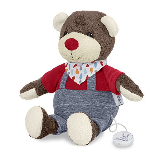 Sterntaler Peluche Musicale Moyen Bobby l'Ours