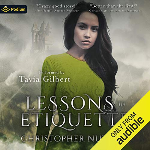 Lessons in Etiquette: Schooled in Magic, Book 2