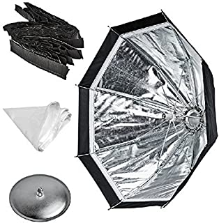 Godox S7 48cm Portable Foldable Octagon Photography Softbox Umbrella Lighting Kit for WITSTRO AD360 AD180 AD200 Series Spe...