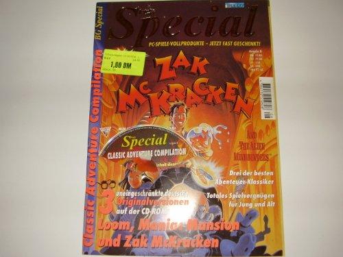 Bestseller Games / Special / Collection : PC Spielreihe mit Magazin (Verschiedene Ausgaben) DOS / Win 95
