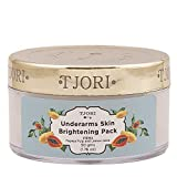 Tjori Essentials Underarms Skin Brightening/Whitening Pack for Uneven Toned Underarms Enriched With Vitamin