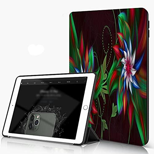 She Charm Carcasa para iPad 10.2 Inch, iPad Air 7.ª Generación,Geniales gráficos en 3D Creativo Común,Incluye Soporte magnético y Funda para Dormir/Despertar
