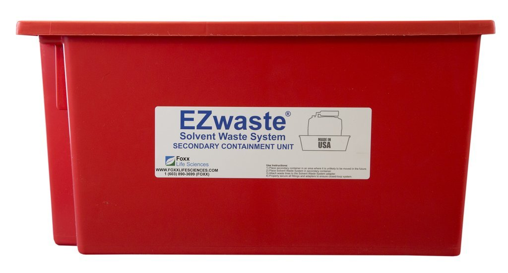 Foxx Life Sciences EZwaste Animer and price revision 2021 autumn and winter new Secondary Basin Spill Safe Container