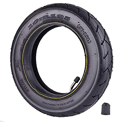 """10"""" Tyre 10 x 2.125 Tire & Tube for Smart Electric Scooter 10 Inch Unicycle"""