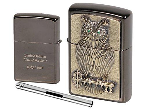 Zippo Owl of Wisdom Limited Edition xxx/1000