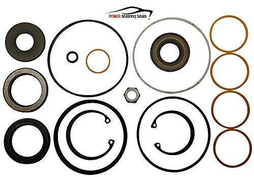 Power Steering Seals - Power Steering Gear Box Seal Kit fits Ford Bronco,...