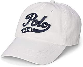 Polo Baseball Cap RL-67, White, One Size